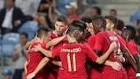 Portugal levou de vencida a Itália