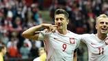 Robert Lewandowski é o melhor marcador de sempre da Polónia