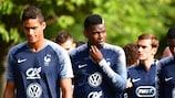 UEFA Nations League arranca com clássico