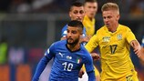 Italia dispiaciuta per la mancata vittoria