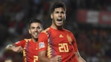 La Spagna travolge la Croazia, tris per il Belgio