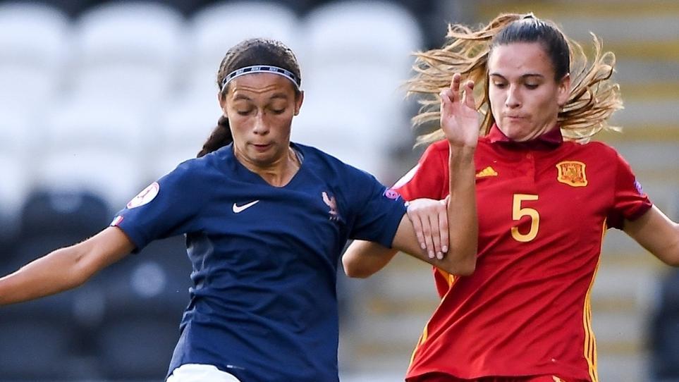 Франция испания футбол до 19 лет