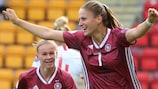 Watch the top five goals of 2019 WU19 EURO