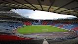 Hampden Park vai ser palco do encontro da segunda mão entre a Escócia e Espanha