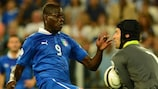 Mario Balotelli traf per Elfmeter