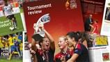 Der Rückblick auf die UEFA Women's EURO 2013 ist jetzt erhältlich