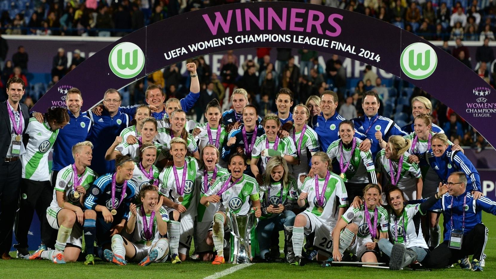Wolfsburg Champions League 2021