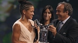 Šašić vince il premio Best Women's Player in Europe