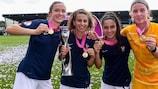 EURO Feminino Sub-19: todos os resultados e resumos