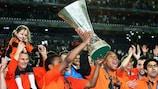 Shakhtar gewann in Istanbul die letzte Auflage des UEFA-Pokals