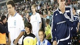 The United Nations Development Programme Match Against Poverty takes place in Lisbon