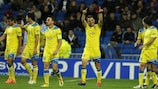 AEL hope they can emulate the success of APOEL (pictured) in the UEFA Champions League
