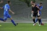 Guarda-redes com veia goleadora