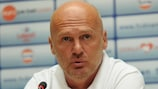 Michal Bílek has a simple philosophy for Dinamo Tbilisi
