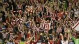 L'Athletic Bilbao punta a tornare nella fase a gironi dopo 16 anni