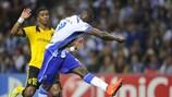 Jackson Martínez marca o segundo golo do Porto
