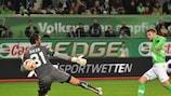 El Wolfsburgo se da un homenaje
