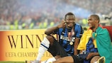 Vento d'Africa in Champions League