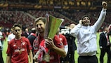 Spain are proud of Sevilla, Poland of Grzegorz Krychowiak