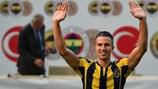 Einer der Königstransfers: Robin van Persie wechselte von ManUnited zu Fenerbahçe