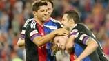 Basel könnte nach Play-off-Siegen mit Arsenal gleichziehen