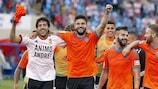 Valencia ist nach einem Jahr Abwesenheit zurück in Europa