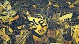 Otra vez más, increíble la afición del Dortmund