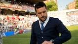 Cosmin Contra es el entrenador del Dinamo Bucureşti, tras dirigir en España al Getafe y al Alcorcón