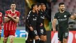 Ronaldo, Messi... e poi? Gli altri bomber in Champions League