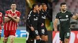 Ronaldo, Messi...quem se segue nos goleadores da Champions League?