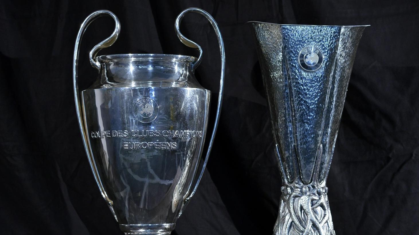 The 2018 19 Champions League And Europa League Access List Uefa Champions League Uefa Com