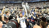 Sergio Ramos carries away the trophy for another year