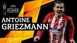 Гризманн - Лучший игрок Лиги Европы-2017/18