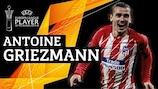 Antoine Griezmann eleito Jogador da Época da Europa League