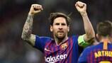 Lionel Messi ha vuelto a alcanzar el medio centenar de goles en 2018