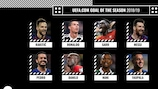 Vote for your UEFA.com Goal of the Season