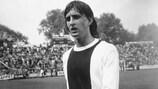 Cruyff recuerda el triunfo del 71 en Wembley