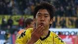 Shinji Kagawa is set to join Manchester United