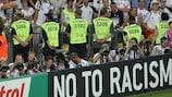La seguridad es un elemento clave para el bien del fútbol