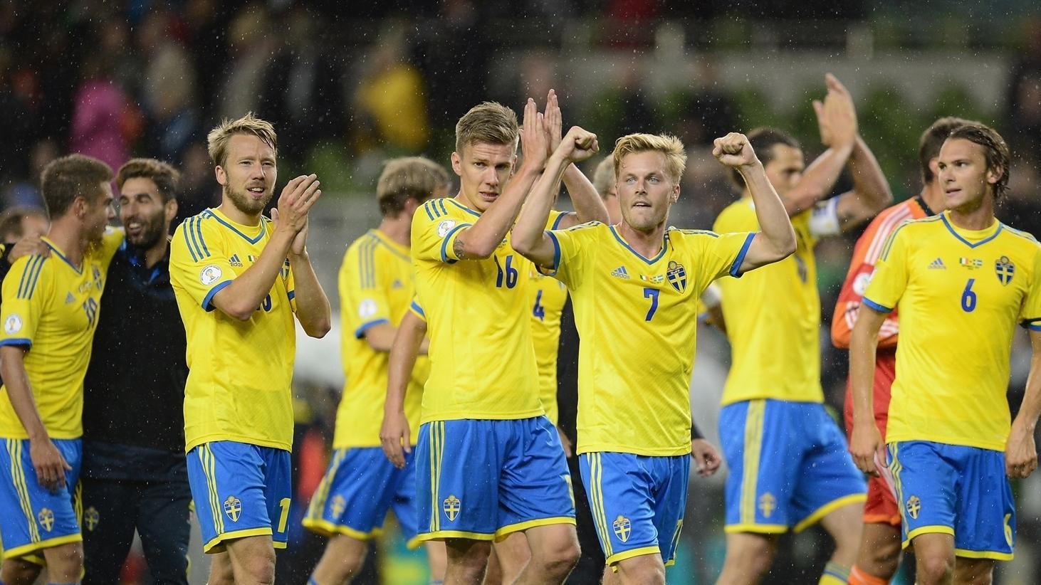 Svensson hält Schweden im Rennen   European Qualifiers ...
