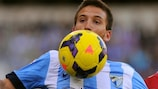 Ignacio Camacho spera di tornare in UEFA Champions League con il Málaga