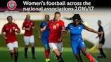 Le football féminin dans les associations membres de l'UEFA, la couverture du rapport