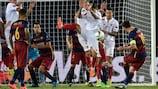 Șase goluri uimitoare în Supercupă