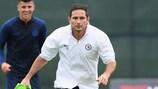 Frank Lampard mostra ai suoi giocatori cosa è ancora in grado di fareChelsea FC via Getty Images