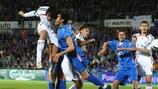 Luca Toni rescued Bayern against Getafe