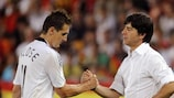Germany fell short but have continued to improve