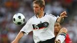 Thomas Hitzlsperger, schussgewaltiger Mittelfeldspieler vom VFB Stuttgart
