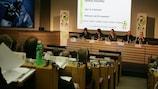 A European Club Association assembly