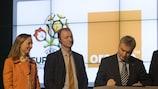 Orange devient partenaire de l'UEFA EURO 2012