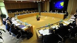 Le Comité exécutif de l'UEFA